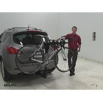 Thule Hitching-Post-Pro Hitch Bike Racks Review - 2010 Nissan Murano