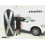 Thule Hyper XL Roof Cargo Carrier Review - 2015 Dodge Durango