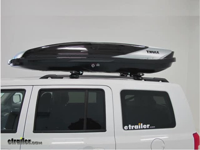 Compare Thule Hyper Xl Vs Thule Force Xxl Etrailer Com