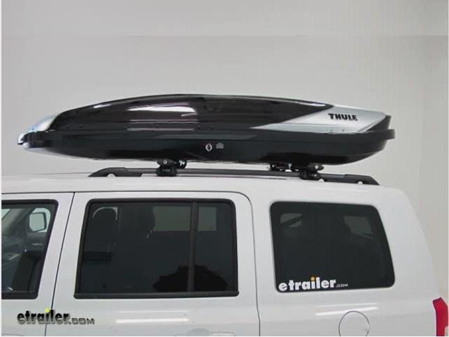 Compare Thule Hyper Xl Vs Etrailer Com
