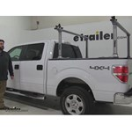 Thule  Ladder Racks Review - 2011 Ford F-150