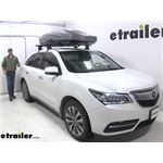 Video review thule motion xt rooftop cargo box th6299t