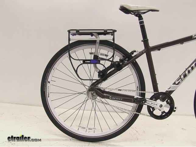 Side Frames For Thule Pack N Pedal Tour Rack Qty 2