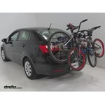 Buick Encore Bike Rack >> Thule Passage 2 Bike Carrier - Trunk Mount Thule Trunk Bike Racks TH910XT