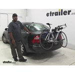 Thule Passage Trunk Bike Racks Review - 2007 Ford Five Hundred