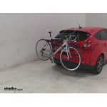 Thule Passage Trunk Bike Racks Review - 2013 Ford Focus