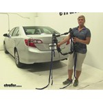 Thule Passage Trunk Bike Racks Review - 2014 Toyota Camry