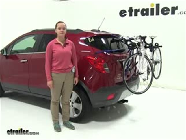 Buick Encore Bike Rack >> Buick Encore Trunk Bike Rack Etrailer Com