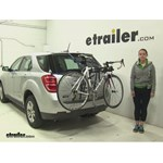 Thule Passage Trunk Bike Racks Review - 2016 Chevrolet Equinox