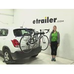 Thule Passage Trunk Bike Racks Review - 2016 Chevrolet Trax