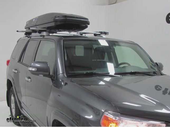 Thule Summit Cargo Box Review