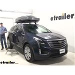 Thule Roof Box Review - 2019 Cadillac XT5