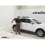 Thule  Roof Rack Review - 2014 Chevrolet Equinox