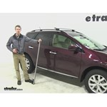 Thule  Roof Rack Review - 2014 Nissan Murano