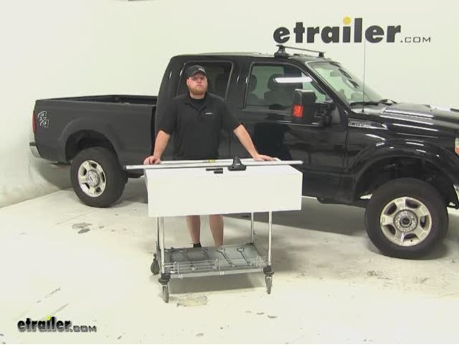 Thule Roof Rack Review   2015 Ford F 250 Super Duty Video | Etrailer.com