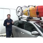 Thule Squarebar Crossbars Review
