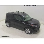 Thule Traverse Roof Rack Installation - 2014 Kia Soul