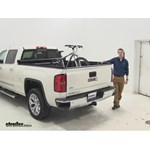 Thule  Truck Bed Bike Racks Review - 2014 GMC Sierra 1500