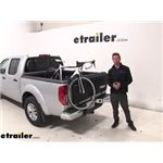 Thule Truck Bed Bike Racks Review - 2019 Nissan Frontier