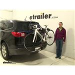 Thule  Trunk Bike Racks Review - 2011 Chevrolet Traverse