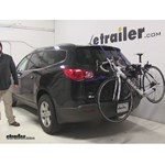 Thule  Trunk Bike Racks Review - 2012 Chevrolet Traverse