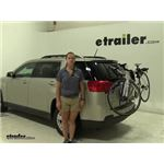 Thule  Trunk Bike Racks Review - 2013 GMC Terrain