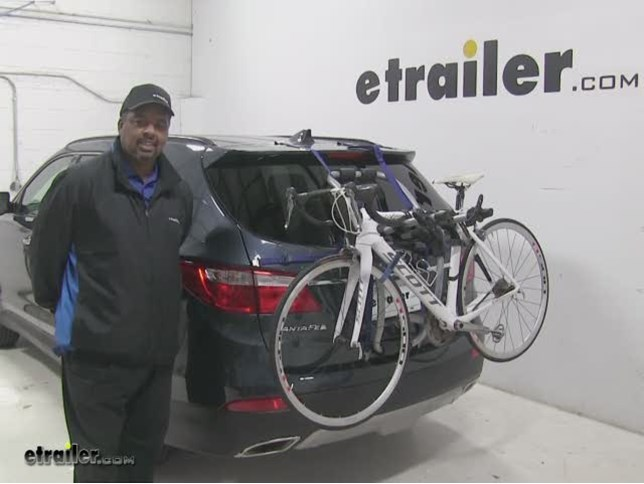 Thule trunk bike racks review 2016 hyundai santa fe video thule trunk bike racks review 2016 hyundai santa fe video etrailer swarovskicordoba Images