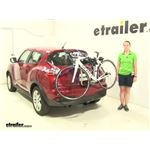 Thule  Trunk Bike Racks Review - 2016 Nissan Juke
