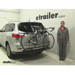 Thule  Trunk Bike Racks Review - 2016 Nissan Pathfinder