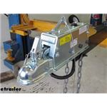 Titan Zinc-Plated Leverlock Brake Actuator Installation