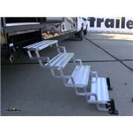 Video review torklift glowstep revolution scissor steps landing gear tla8004