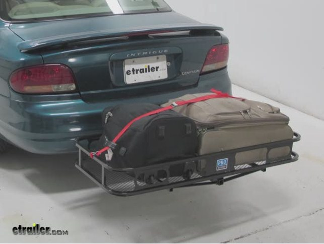 20x47 Tow Ready Cargo Carrier For 1 1 4 Quot Hitches Steel