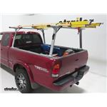 Thule T-Rac Pro2 Truck Bed Ladder Rack Review