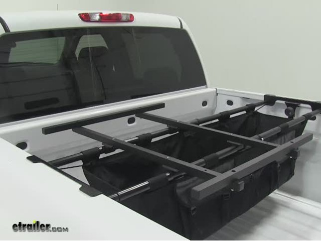 Ski Rack Platform For Truck Luggage Expedition Truck Bed