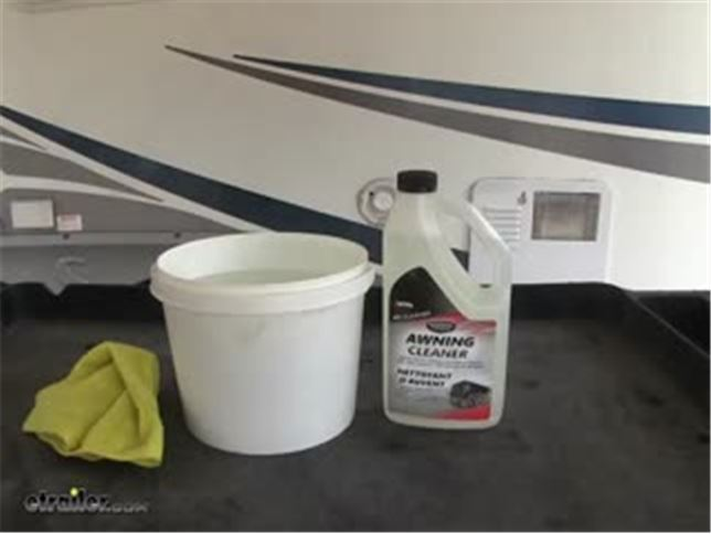 Valterra RV Awning Cleaner Review Video