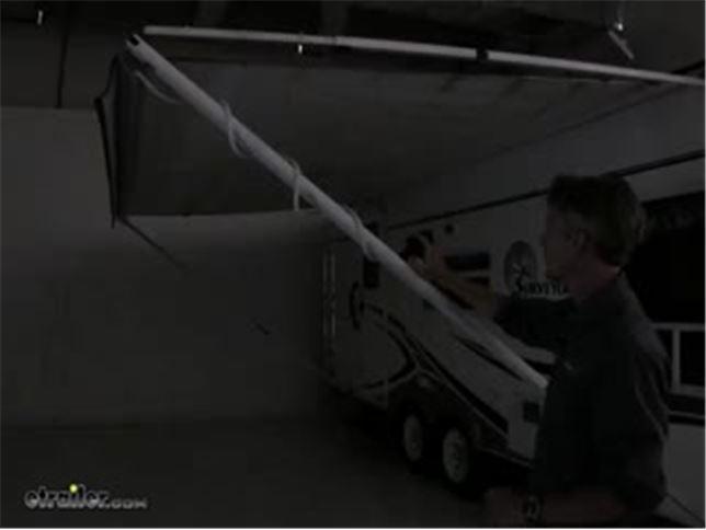 Valterra Solar Powered Rope Light for RV Awnings - LED ...