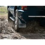WeatherTech Easy-Install No-Drill Mud Flaps Review
