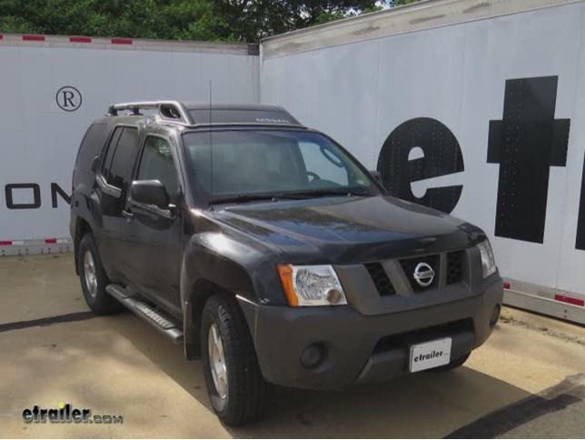 Good WeatherTech Front Floor Liners Review   2008 Nissan Xterra Video |  Etrailer.com