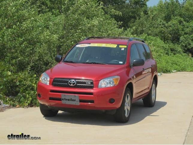 WeatherTech Front Floor Liners Review  2007 Toyota RAV4 Video | Etrailer.com
