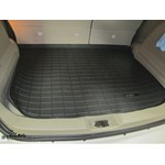 Weathertech Cargo Floor Liner Review  Ford Edge