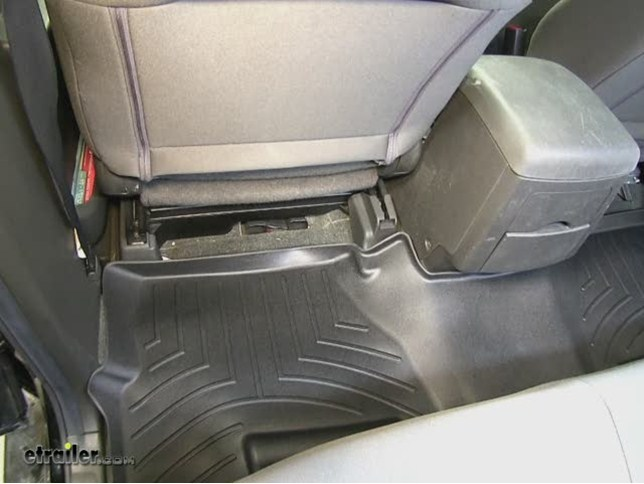 2006 nissan pathfinder weathertech 2nd row rear auto floor. Black Bedroom Furniture Sets. Home Design Ideas