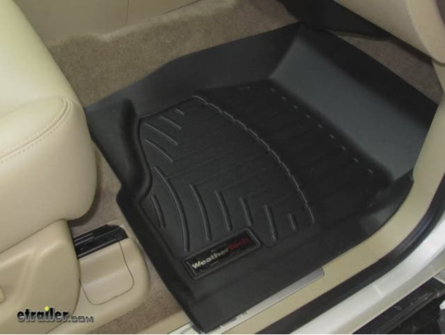 mat black large liner collections floor corvette mats weathertech