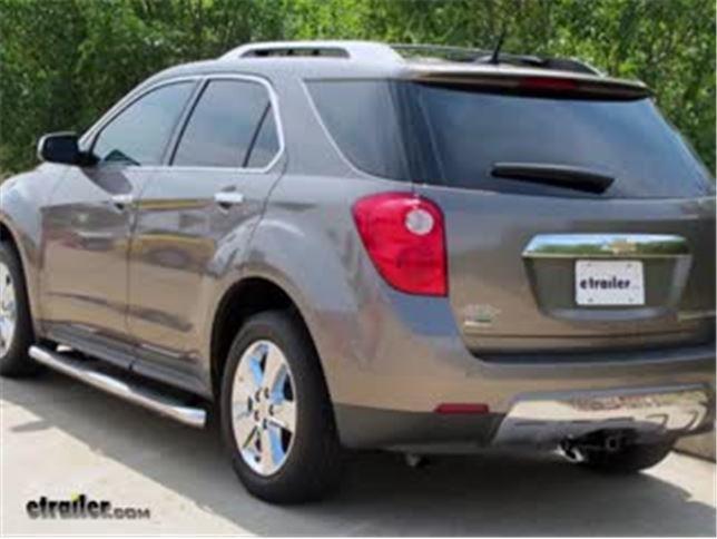 WeatherTech Rear Floor Liner Review   2012 Chevrolet Equinox Video |  Etrailer.com