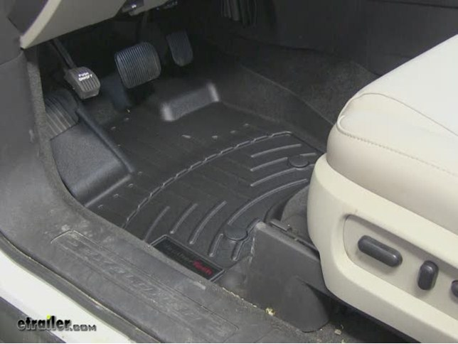 mats floor mat weather audi gray weathertech all row