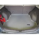 WeatherTech Cargo Floor Liner Review - 2014 Honda CR-V