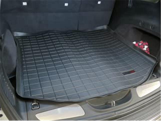 Weathertech Cargo Floor Liner Review 2017 Jeep Grand Cherokee Video Etrailer Com