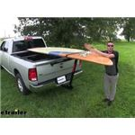 Yakima BedRock HD Truck Bed Rack with Adjustable Load Extender Review and Installation