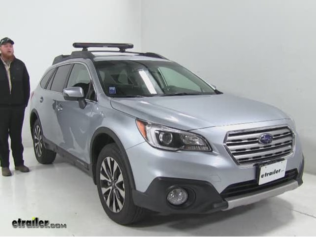 2016 subaru outback roof rack yakima best roof 2017. Black Bedroom Furniture Sets. Home Design Ideas