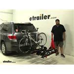 Yakima  Hitch Bike Racks Review - 2012 Toyota Highlander