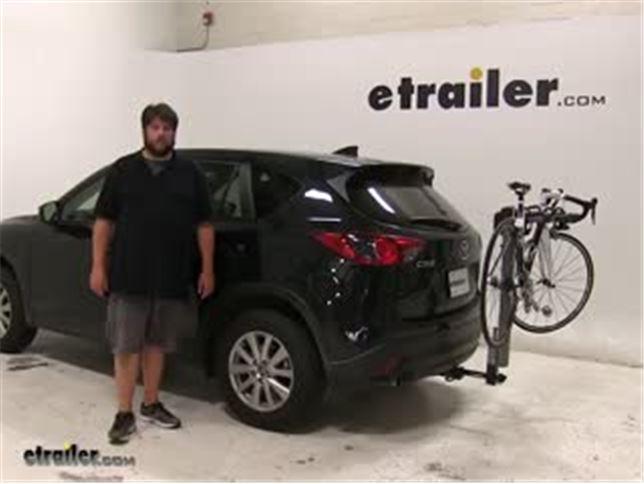 Yakima Hitch Bike Racks Review 2016 Mazda Cx 5 Video
